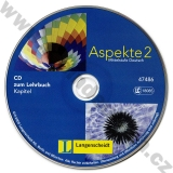 Aspekte 2 - 3 audio-CD k 2. dílu