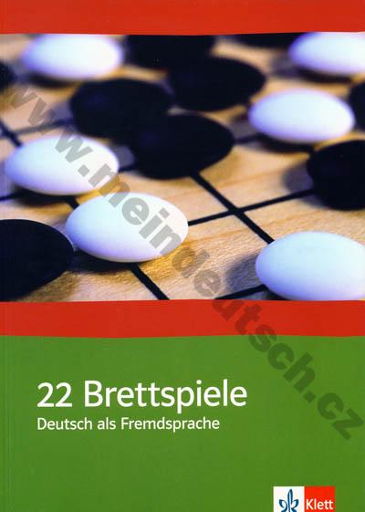 22 Brettspiele - didaktické hry do němčiny