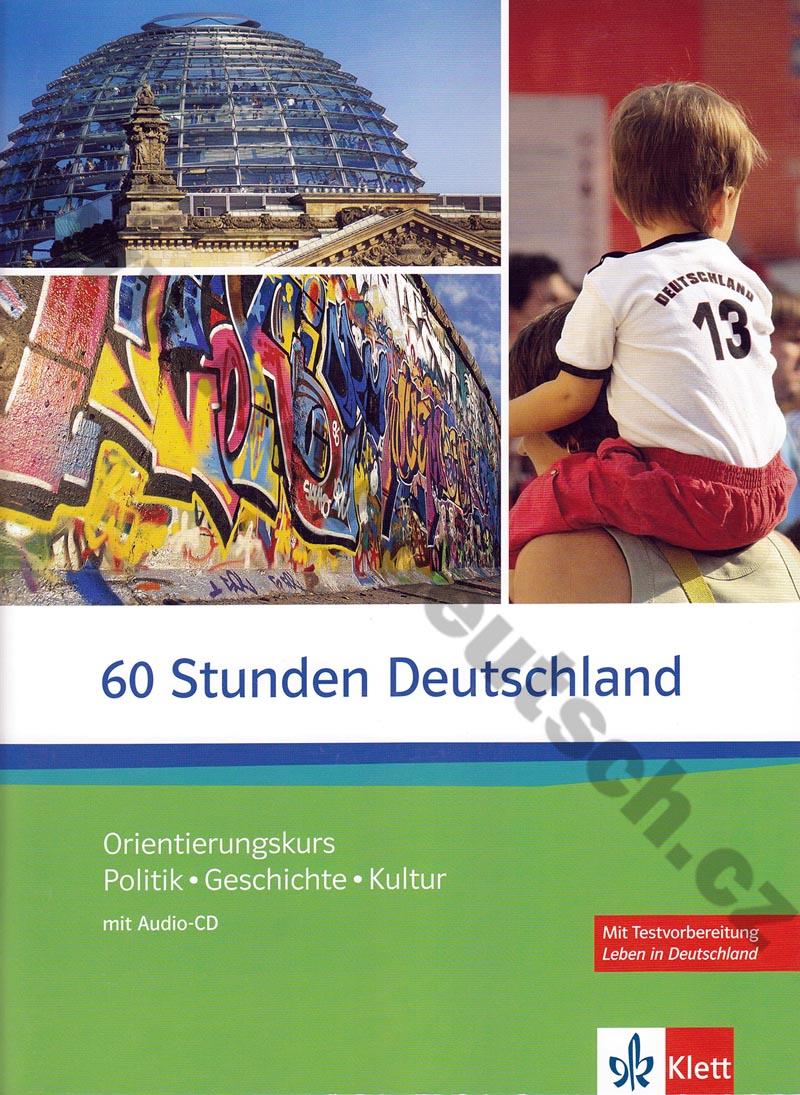 60 Stunden Deutschland - cvičebnice německých reálií
