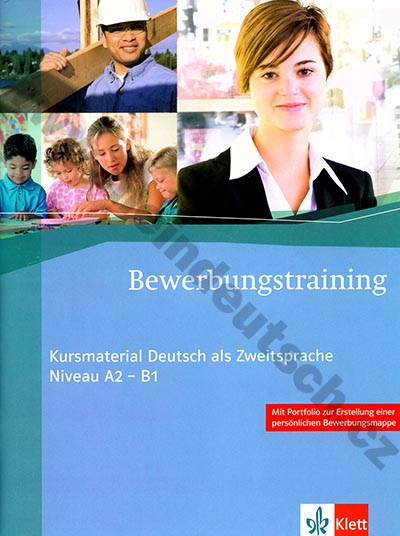 Bewerbungstraining - cvičebnice strategií žádání o pracovní místo