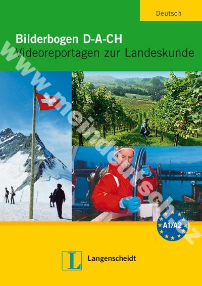 Bilderbogen D-A-CH - DVD s reportážemi k německým reáliím