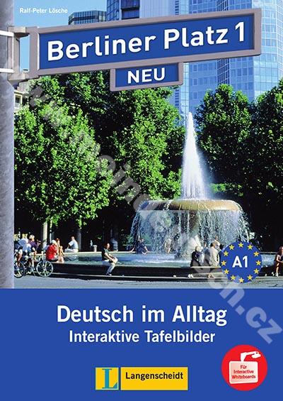 Berliner Platz 1 NEU - CD-ROM pro interaktivní tabule