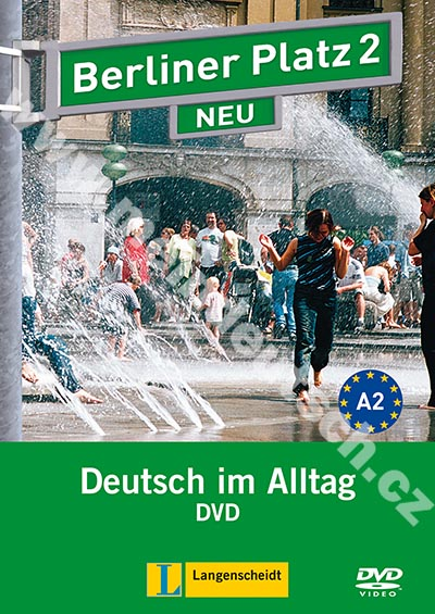 Berliner Platz 2 NEU - DVD k 2. dílu