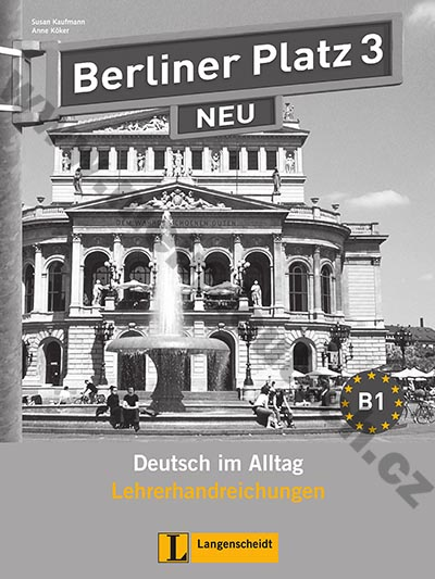 Berliner Platz 3 NEU - metodická příručka k 3. dílu