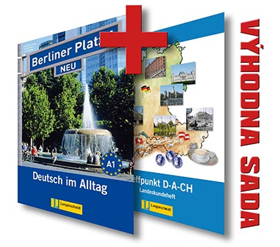Berliner Platz 1 NEU - 1. díl učebnice němčiny s PS + Treffpunkt