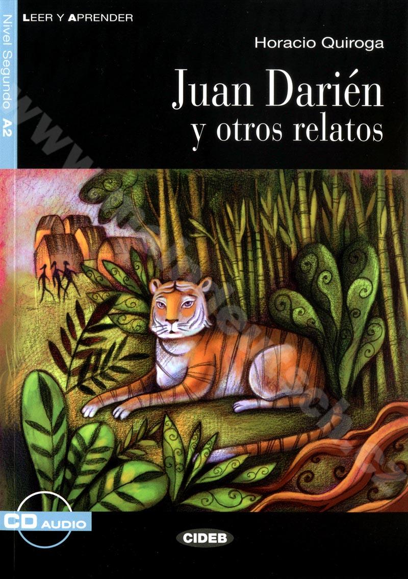 Juan Darién - zjednodušená četba A2 ve španělštině vč. CD