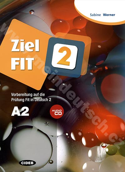 Ziel Fit 2 - cvičebnice + audio-CD - příprava k německé zkoušce Fit 2