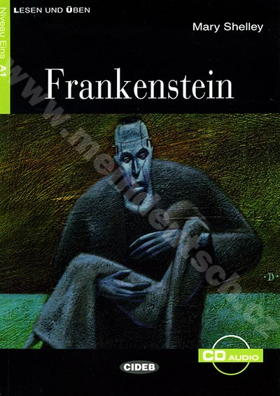 Frankenstein - zjednodušená četba A1 v němčině (edice CIDEB) vč. CD