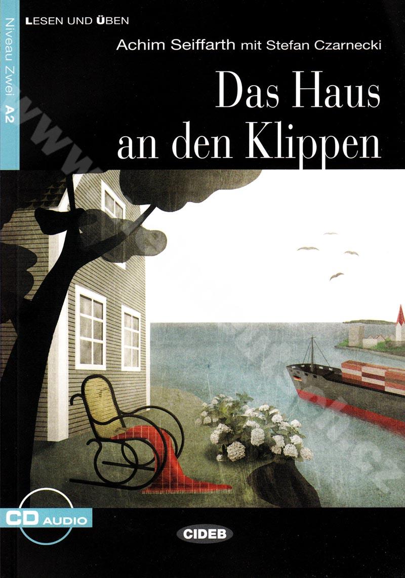 Das Haus an den Klippen - zjednodušená četba A2 v němčině (CIDEB) + CD
