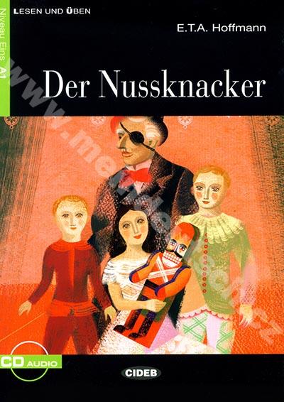 Der Nussknacker - zjednodušená četba A1 v němčině (edice CIDEB) vč. CD