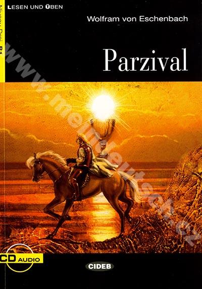 Parzival - zjednodušená četba B1 v němčině (edice CIDEB) vč. CD