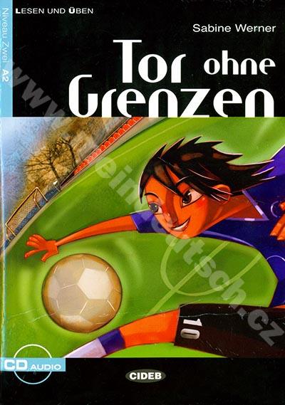 Tor ohne Grenzen - zjednodušená četba A2 v němčině (edice CIDEB) + CD