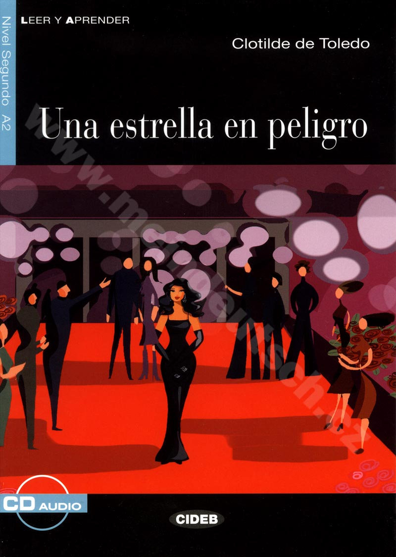 Una estrella en pelegrio - zjednodušená četba A2 ve španělštině + CD