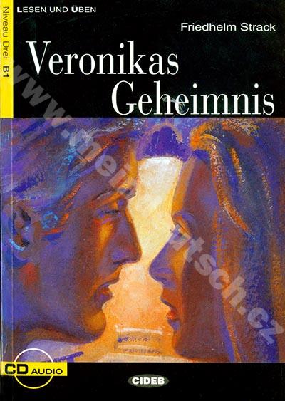 Veronikas Geheimnis - zjednodušená četba B1 v němčině (CIDEB) + CD