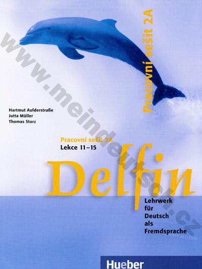 Delfin 2A - pracovní sešit (lekce 11-15) CZ verze