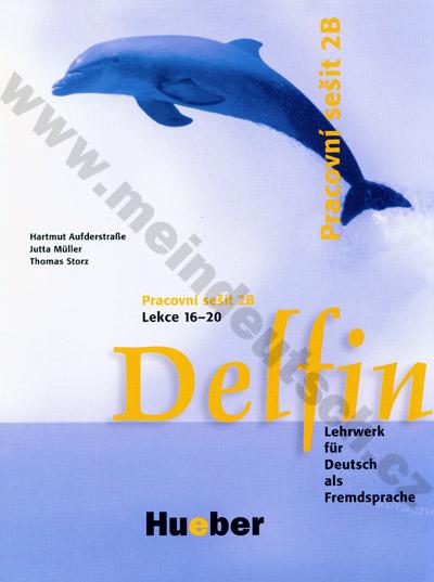 Delfin 2B - pracovní sešit (lekce 16-20) CZ verze