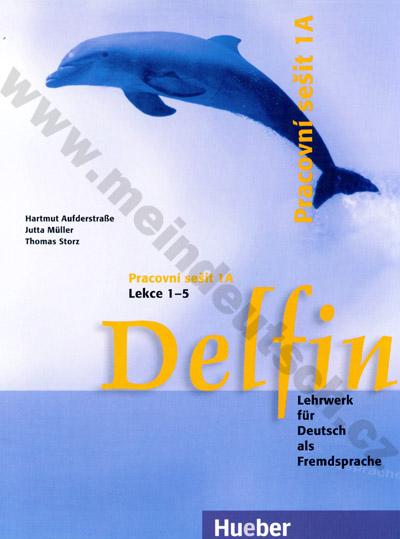 Delfin 1A - pracovní sešit (lekce 1-5) CZ verze
