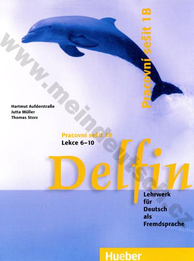 Delfin 1B - pracovní sešit (lekce 5-10) CZ verze