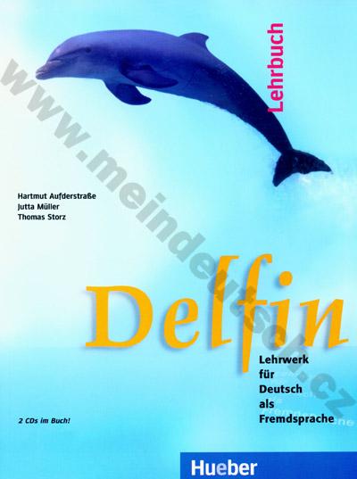 Delfin - učebnice němčiny (jednodílné vydání) s 2 CD (Sprechübungen)