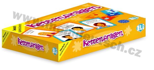 Kettenfragen - didaktická hra do výuky němčiny
