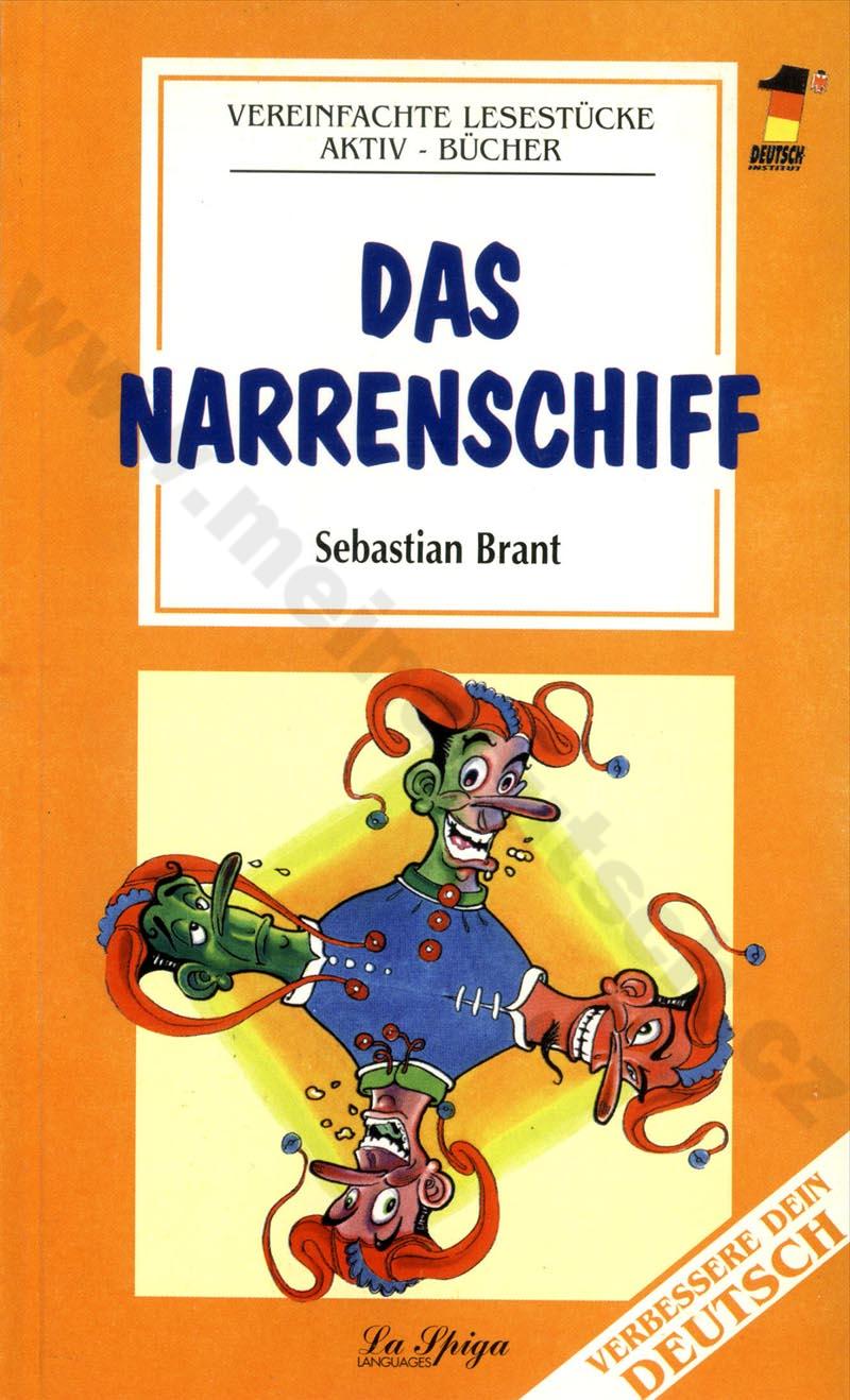 Fotografie Das Narrenschiff - zjednodušená četba v němčině A2 - B1