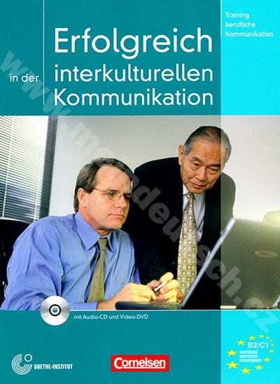 Erfolgreich in der interkulturellen Kommunikation - cvičebnice +CD+DVD