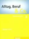 Fotografie Alltag, Beruf, Co. 3 - německý slovníček A2/1 k učebnici