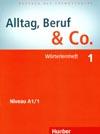 Fotografie Alltag, Beruf, Co. 1 - německý slovníček A1/1 k učebnici