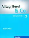 Fotografie Alltag, Beruf, Co. 2 - německý slovníček A1/2 k učebnici