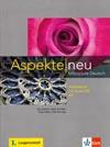 Aspekte NEU B2 - pracovní sešit němčiny vč. audio-CD