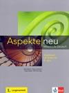 Aspekte NEU B1+ - pracovní sešit němčiny vč. audio-CD