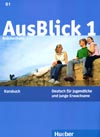 AusBlick 1 - Brückenkurs – 1. díl učebnice němčiny B1