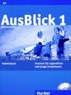 AusBlick 1 - Brückenkurs - pracovní sešit s audio CD k 1. dílu B1