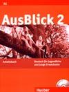 AusBlick 2 – pracovní sešit s audio CD k 2. dílu B2
