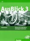 AusBlick 3 – pracovní sešit s audio CD k 3. dílu C1