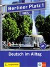 Berliner Platz 1 NEU - 1. díl učebnice němčiny s pracovním sešitem