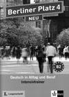 Berliner Platz 4 NEU - cvičebnice Intensivtrainer