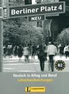 Berliner Platz 4 NEU - metodická příručka