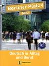 Berliner Platz 4 NEU - komb. učebnice němčiny a prac. sešit vč. 2CD