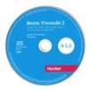 Beste Freunde A1.2 (CZ verze) - audio-CD k učebnici němčiny pro ZŠ