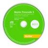 Beste Freunde A2.1 (CZ verze) - audio-CD k učebnici němčiny pro ZŠ