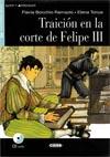 Traición en la corte de Felipe III – četba A2 ve španělštině vč. CD
