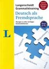 DaF Langenscheidt Grammatiktraining - cvičebnice německé gramatiky