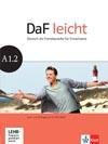 DAF leicht A1.2 - učebnice němčiny s DVD-ROM