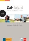 DAF leicht A1 - balíček médií (4 audio-CD a DVD)