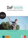 DaF leicht A2.2 - učebnice němčiny s DVD-ROM