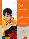 Daf im Unternehmen A1 - učebnice a pracovní sešit němčiny