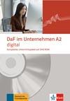 DaF im Unternehmen A2 - digitální výukový balíček DVD-ROM