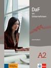 DaF im Unternehmen A2 - metodická příručka