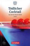 Tödlicher Cocktail - německá četba edice Lernkrimi A2/B1 vč. audio-CD